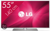 LG 55LB650V - 3D led-tv - 55 inch - Full HD - Smart tv