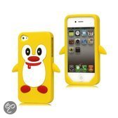 Apple iPhone 4 | 4S Penguin Silicone Case Yellow