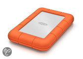 LaCie Rugged Mini Externe harde schijf 500GB / 5400 RPM