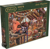 Falcon Attic Playtime - Legpuzzel