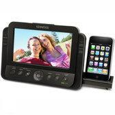 Kenwood AS-iP70 - Dockingstation met 7-inch LCD scherm