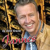 Jannes - Op volle kracht (CD)
