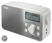 Sony XDR-S60 - DAB+ radio - Wit