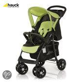 Hauck - Shopper SH Buggy - Zwart/Groen