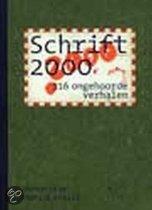 Schrift / 2000
