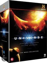 The Universe - Seizoen 1 t/m 5 (The Mega Collection)