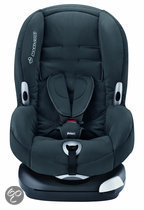 Maxi-Cosi Priori XP - Autostoel - Total Black