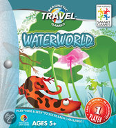 Smart Games Magnetic Travel Waterworld - Reiseditie