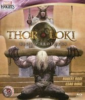 Marvel Knights - Thor And Loki Blood Brothers