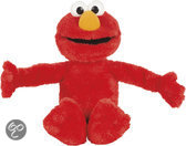 Sesamstraat Dikke Knuffel Elmo
