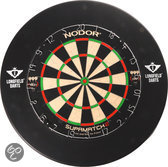 Dartboard Surround PU ZWART