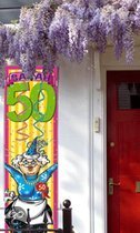 Sarah 50 jaar versiering banier