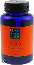 Ortholon D 600 Tabletten 240 st