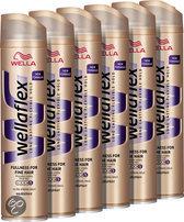Wella Flex  Full & Thick 6x250ml Hairspray