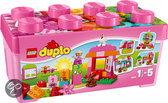 LEGO Duplo Creative Play Alles in één Doos - Roze - 10571