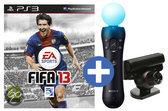 Foto van Sony PlayStation Move Starterpack + FIFA 13