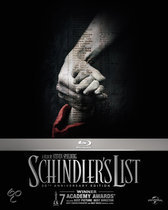 Schindler's List (Blu-ray Digibook)