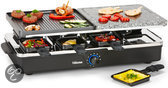 Tristar 4 in 1, Raclette, Steengrill, Bakplaat & Grillplaat RA-2992