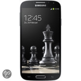 Samsung Galaxy S4 (I9505) - Mat zwart