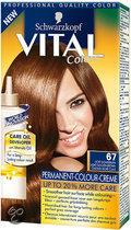 Vital Colors 67 Licht Goudbruin  - Haarkleuring