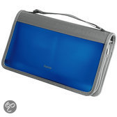 Hama 04951306 CD Wallet - Blauw