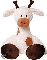 Happy Horse - Giraf Grace - Knuffel Groot