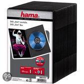 Hama 04751072 DVD-ROM Slim Box - Zwart
