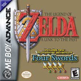 Legend Of Zelda - Link To The Past & Four Swords