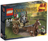 LEGO Lord of the Rings - De aankomst van Gandalf - 9469