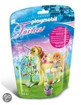 Playmobil Sierfee met Eenhoorn Zonnestraal - 5442