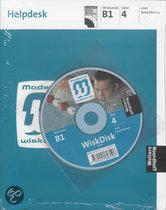 Moderne wiskunde / 4 vwo B1 bovenbouw / deel Leerboek + CD-ROM / druk 1