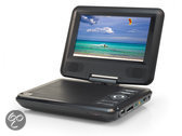 AudioSonic DV-1821 - Portable DVD-speler - 7 inch