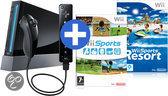 Nintendo Wii + Sports Resort Bundel
