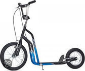 Yedoo City scooter zwart marineblauw