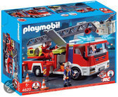 Playmobil Brandweerladderwagen 'Groot' - 4820