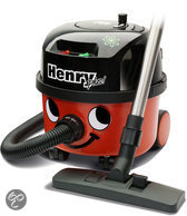 Numatic Henry Plus HRP200A-RO Stofzuiger - Rood