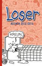 Het Leven Van Een Loser / Schoolagenda 2013/2014  -  Jeff Kinney