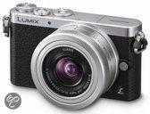 Panasonic Lumix DMC-GM1 + 12-32mm - systeemcamera - Zilver