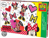 Ses Strijkkralen Disney Minnie Mouse - Knutselset