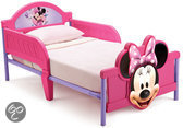 Delta 3D Minnie Mouse - Kinderbed - 77x142cm