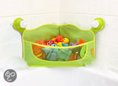 Brica - Corner toy basket - Groen