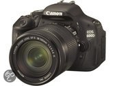 Canon EOS 600D + 18-135mm IS - spiegelreflexcamera