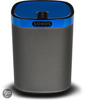 Flexson ColourPlay 1 - Skin voor de Sonos PLAY:1 - Blauw