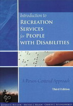 Introduction to Recreation Services for People with Disabilities