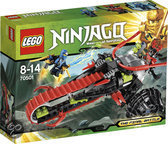 LEGO Ninjago Strijdmotor - 70501
