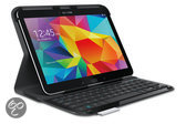 Logitech Ultrathin Keyboard Folio voor Samsung Galaxy Tab 4 10.1 QWERTY