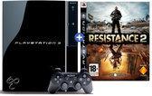 Sony PlayStation 3 80 GB + Resistance 2