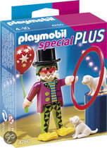 Playmobil Clown met Hondenshow - 4760