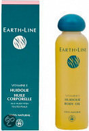 Earth.line Argan Bio - 200 ml - Bodyolie
