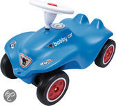 BIG Bobby Car Next Generation - Loopauto - Blauw